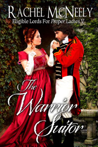 The Warrior Suitor -- Rachel mcNeely